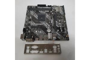 Материнская плата sAM4 Asus Prime A520M-E и процессор Ryzen 5 PRO 4650G видео vega8 уровня GTX1050ti