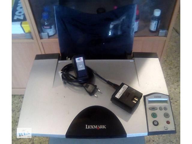 продам МФУ Lexmark X3350 бу в Днепре (Днепропетровск)