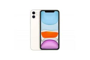 Мобильный телефон Apple iPhone 11 128Gb White (MWM22FS/A//MWM22RM/A)
