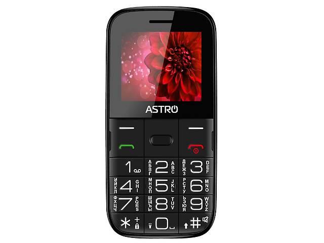бу Мобильный телефон Astro A241 Black в Киеве