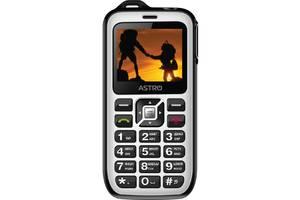 Мобильный телефон Astro B200 RX (White)