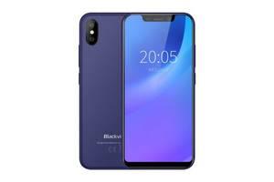 Мобільний телефон Blackview A30 2/16GB Blue (6931548305552)