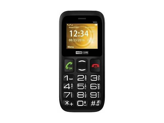 Мобильный телефон Maxcom MM426 Black- объявление о продаже  в Харькове