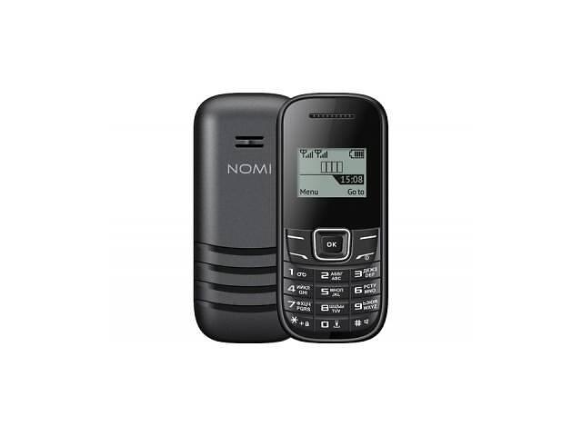 купить бу Мобильный телефон Nomi i144m Black в Киеве