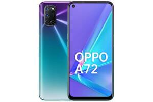Мобильный телефон Oppo A72 4/128GB Aurora Purple (OFCPH2067_PURPLE)