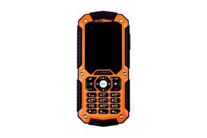 Мобильный телефон Sigma mobile X-treme IT67M Single Sim Black-Orange (4827798828328); 2.2 (220x176) TN / клавиатурный...