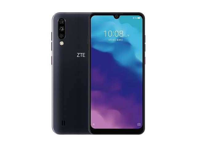 Мобильный телефон ZTE Blade A7 2020 2/32GB Black- объявление о продаже  в Харькове