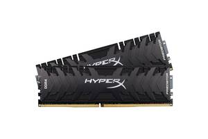 Модуль памяти для компьютера DDR4 16GB (2x8GB) 4000 MHz HyperX Predator Kingston (HX440C19PB3K2/16)