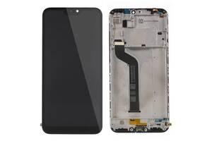 Модуль сенсор + дісплей + рамка Mi A2 lite/Redmi 6 pro