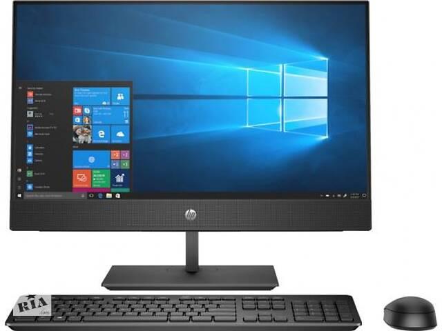 купить бу Моноблок HP ProOne 440 G5 (6AE52AV_V5) MultiTouch Black в Харкові