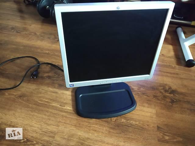 продам Монитор HP 1740 VGA / DVI бу в Киеве