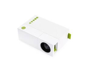 Мини проектор портативный мультимедийный с динамиком Led Projector YG310 (gr_007125 )