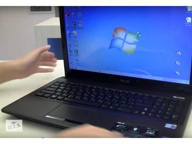 продам Надежный ноутбук Asus X52F (сore I3, 4GB).  бу в Киеве