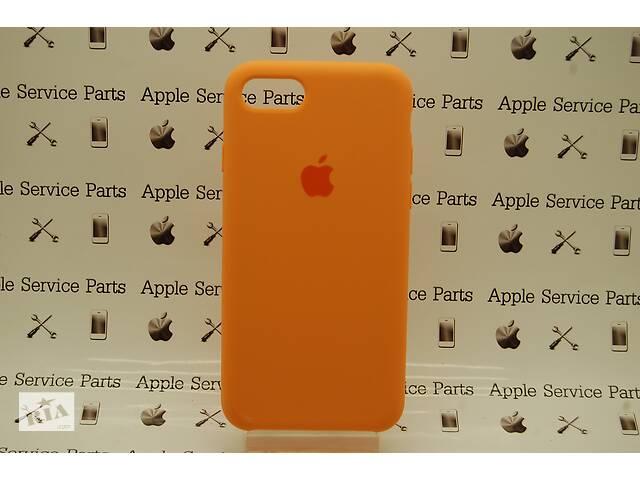 продам Чехол Silicone Case для Apple iPhone 7, 8 Papaya бу в Харькове