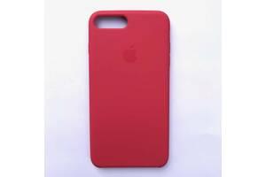 Чехол Silicone Case для Apple iPhone 7 Plus, 8 Plus Camellia