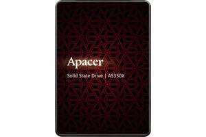"Накопитель SSD 2.5"" 256GB AS350X Apacer (AP256GAS350XR-1)"