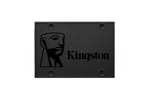 "Накопитель SSD 480GB Kingston SSDNow A400 2.5"" SATAIII (SA400S37/480G)"