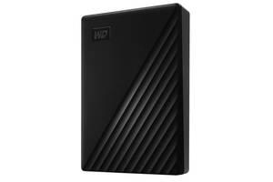 Накопитель внешний HDD 2.5 USB 2.0TB WD My Passport Black (WDBYVG0020BBK-WESN)