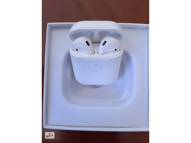 Наушники Apple AirPods 2- объявление о продаже  в Одессе