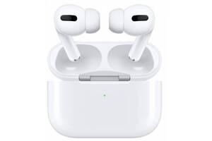 "Наушники беспроводные ""Air TWS Pro"" JKR with PopUp + wireless charger White"