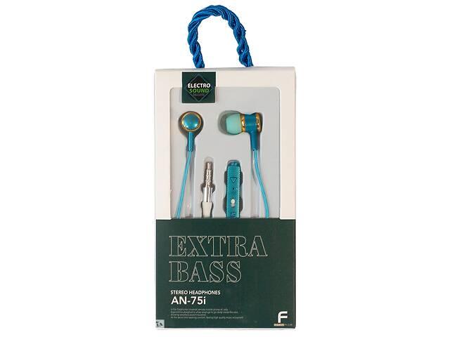 Навушники MDR AN 75i / навушники Гарнітура / Навушники вакуумні / Навушники з мікрофоном- объявление о продаже  в Хмельницькому