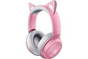 Наушники Razer Kraken BT Kitty Edition Quartz Pink (RZ04-03520100-R3M1)