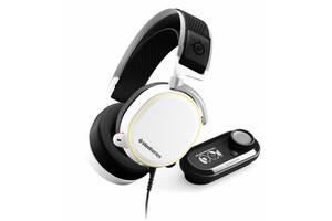 Наушники SteelSeries Arctis Pro + GameDac White (61454)