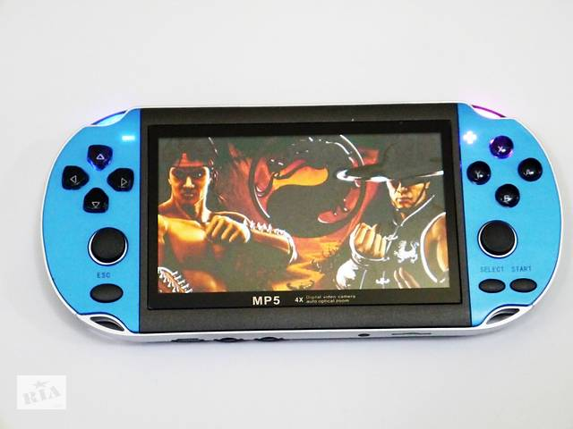 "купить бу NEW! PS Vita приставка 4,5"" MP5 8Gb 200 игр в Львове"