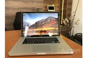 Ноутбук Apple MacBook Pro 15 A1286 USA -core i7, 6 Gb, SSD 256Gb , nVidia GeForce 650M - USA дешево!