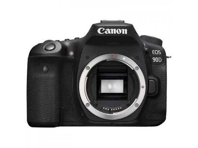 бу Фотоаппарат Canon EOS 90D Body (3616C026) в Харкові