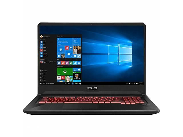 бу Ноутбук ASUS TUF Gaming FX505DY-BQ024T Black/Red в Киеве