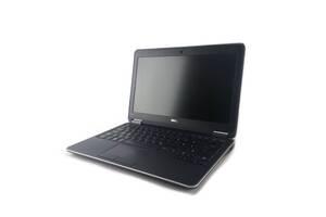 """Ноутбук Б/У Dell Latitude E7240 / 12.5"""" (1366x768) TN LED / Intel Core i5-4310U (2 (4) ядра по 2.0 - 3.0 GHz) / 4 GB..."""