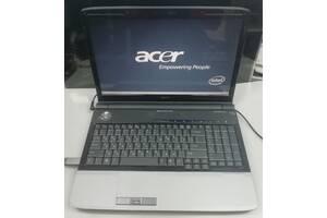 """Ноутбук игровой ACER Aspire 6930g с огромезным дисплеем 16"""" на запчасти"""