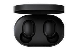 Оригинальные наушники Xiaomi Redmi AirDots Black CN (TWSEJ04LS)