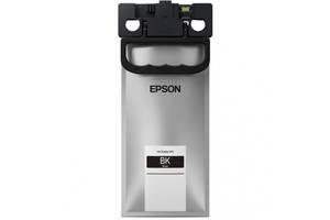 Оригинальный картридж Epson T9651 C13T965140 XL Black для принтеров Epson WorkForce Pro WF-M5299DW, WF-M5799D