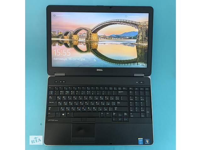 Отличный профессиональный ноутбук Dell E6540/ Матрица FUll HD IPS - Обработка фоток/Видеоредактирование/Core i7/Магазин- объявление о продаже  в Одессе