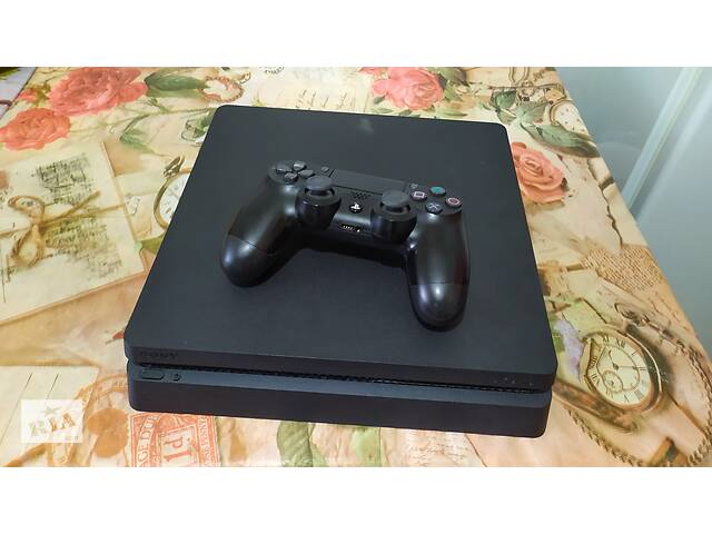 бу Playstation 4 Slim 1TB в Сумах