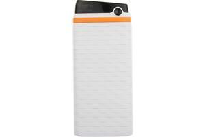 Портативная батарея Cager QC8 Power Bank 20000 mAh Li-Polimer White CgrF_68594