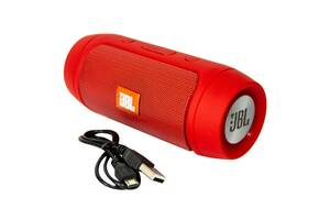 Портативная колонка JBL Charge mini 2+ на 4000 mAh Красная