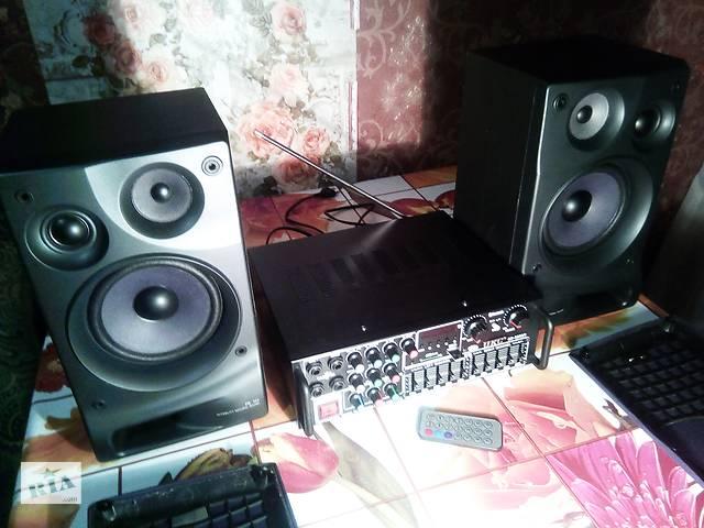 Продам акустическую систему- объявление о продаже  в Маріуполі