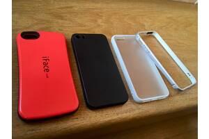 Продам Чехли Iphone Se, 5s