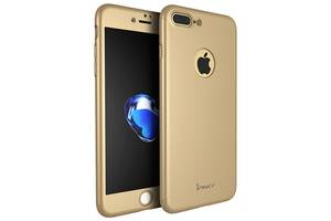 Продам чехол 360 на IPhone 7 + защитное стекло