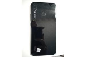Продам Huawei p smart plus 4/64GB чёрный