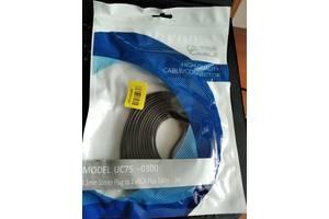 Продам кабель Ultra 3.5 мм - 2 х RCA 3 м