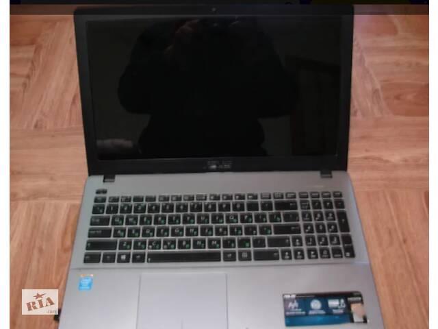 Продам ноутбук Asus x550- объявление о продаже  в Буче