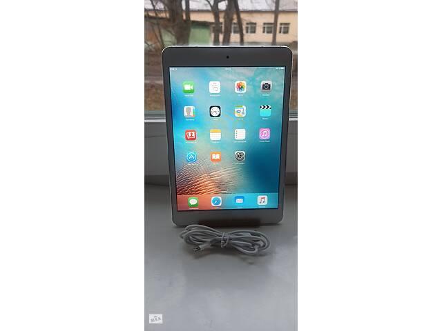 Продам планшет Apple iPad mini, with Wi-Fi! 16gb! ICloud чистый!- объявление о продаже  в Виннице