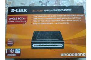 Продам Роутер D-Link DSL-2500U