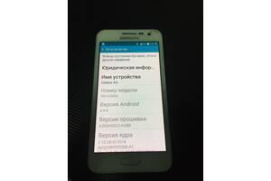 Продам Samsung A300H/DS Galaxy A3 White