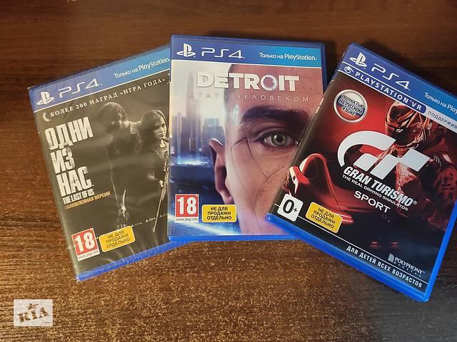 купить бу Продам игры PS4 в Киеве