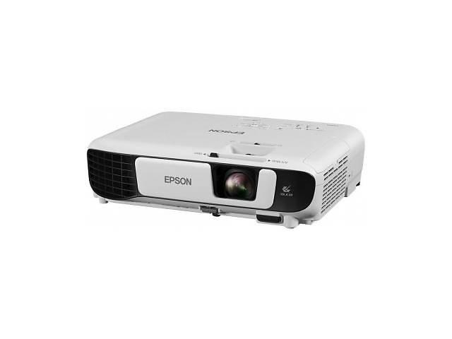 купить бу Проектор EPSON EB-W41 (V11H844040) в Киеве